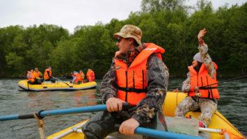 Bystraya river rafting and fishing (1)
